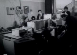 Esimene raal vabariigi sideettevõtete automaatjuhtimise süsteemis