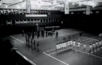 Dünamo uus tennishall Tallinnas