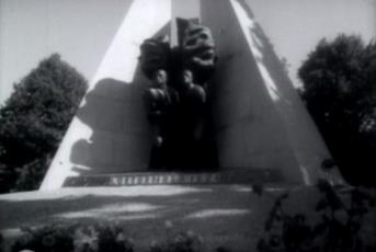 1924. aasta 1. detsembri ülestõusu monumendi avamine Tallinnas