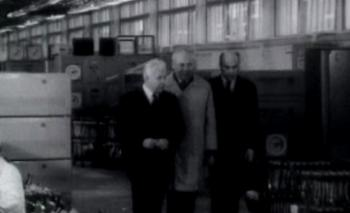 Eesti NSV tööstus täitis IX viisaastaku ülesanded enne tähtaega!