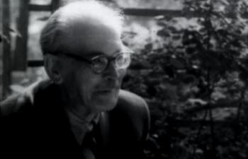 Rahvakirjanik Friedebert Tuglase juures