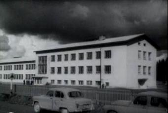 Rakke uus koolimaja