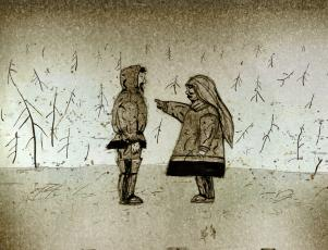 The Eyeless Hunter. A Khanty Story