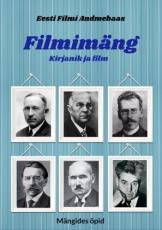 """Filmimäng """"Kirjanik ja film"""""""