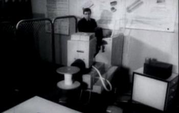 Robot Tallinna Polütehnilise Instituudi elektriajamite kateedris