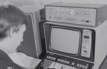 Eesti NSV TA Küberneetika Instituudis loodud kõnesüntesaator