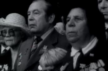 40 aastat Tartu vabastamisest Saksa fašistlikust okupatsioonist