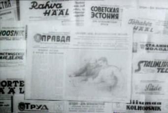 Bolševistlik ajakirjandus - Tallinna masinaehitustehase töölisajakirjasaatja