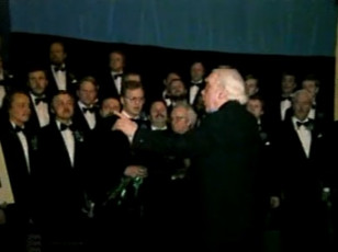 Estonian National Male Choir concert in the Convocation Hall of Toronto University (3)