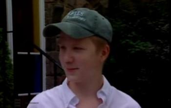 Kristo - Estonian boy who was treated in Canada