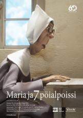 Maria ja 7 pöialpoissi Nukufilm