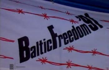 Balti riikide vabanemise tähistamine Torontos