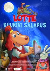 Lotte ja kuukivi saladus Kunstnik Heiki Ernits Eesti Joonisfilm