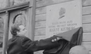 100 aastat August Kitzbergi sünnist