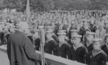 50 aastat ülestõusust ristlejal Pamjat Azova