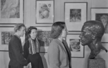 Eduard Viiralti tööde näitus Tartus