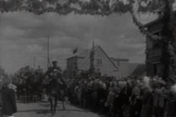 Eesti korpus jõudis koju