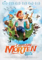 Kapten Morten lollide laeval. Plakat inglise keeles Nukufilm, Telegael, Grid Animation, Calon