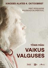 Tõnis Mägi VAIKUS VALGUSES Kujundus Janek Murd Luxfilm