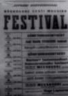 Eesti nõukogude muusika festival