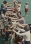 Laste spordipäev ja kontsertjumalateenistus Göteborgis 1977