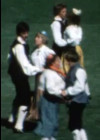 11th Estonian Days. Folk dance, December 1981