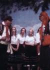 Naisringi mustlasõhtu Thirlmere Eesti Majas 1982