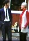 Aarand Roos ja Reet Hendrikson Askvägenil 19.09.1970