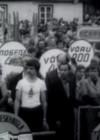 Võru 200. aastapäeva ja Saksa okupatsioonist vabastamise 40. aastapäeva pidustused